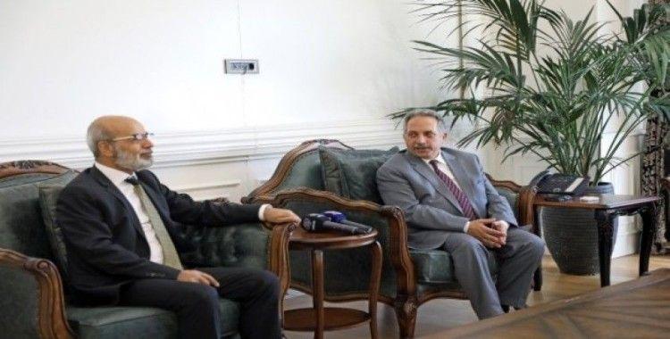 Yozgat Dernekler Federasyonu'ndan Başkan Yalçın'a Ziyaret