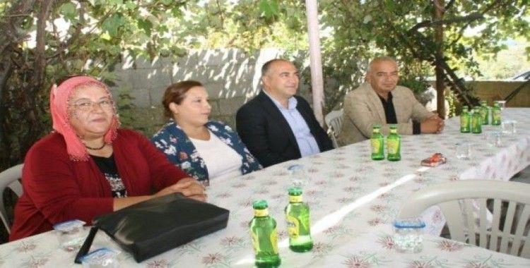 Kaymakam Altay köylü vatandaşlarla aşure etkinliğinde buluştu