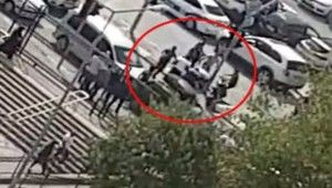 Kartal Anadolu Adliyesindeki silahlı dehşetin görüntüleri ortaya çıktı
