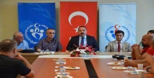 Türkiye Boks Şampiyonası Teknik Toplantısı gerçekleştirildi