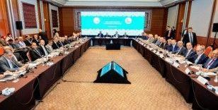Başkan Gülsoy, Türk- Arap Odası Yönetim Kurulu Toplantısı'na Katıldı