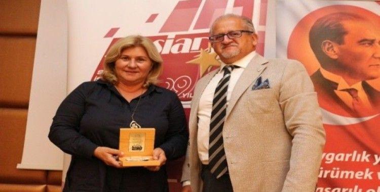 """TTYD Başkanı Narin: """"5 yıldızlı otellerin fiyatı 1-2 yıldız fiyatına"""""""