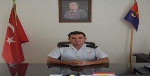 Selendi İlçe Jandarma Komutanı Çeri göreve başladı