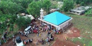 Aksa Camisi Tanzanya'da ibadete açıldı