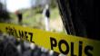 Başkent'te yanmış erkek cesedi bulundu