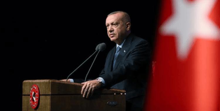 Cumhurbaşkanı Erdoğan'dan Sakarya Zaferi mesajı