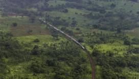 Kongo'da tren kazası: En az 50 ölü