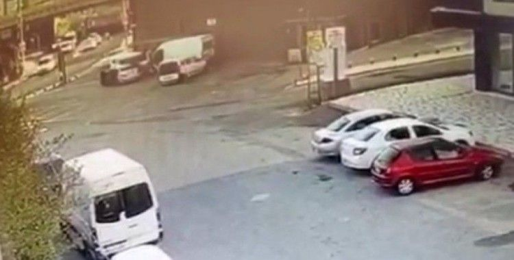 (Özel) İstanbul'da Amerikan filmlerini aratmayan hırsız-polis kovalamacası