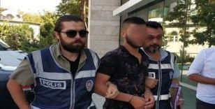 Samsun'da tabancayla 2 kişiyi yaralayan şahıs tutuklandı