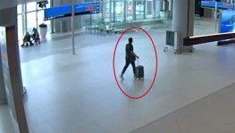 İstanbul Havalimanı'nda pırlanta operasyonu kamerada