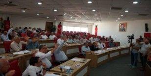Aydın Büyükşehir Meclisi'nde konteyner tartışması