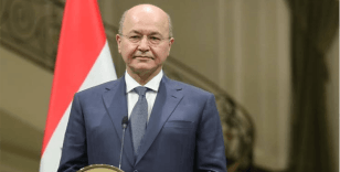 Irak Cumhurbaşkanı Salih, Avrupalı diplomatlarla görüştü