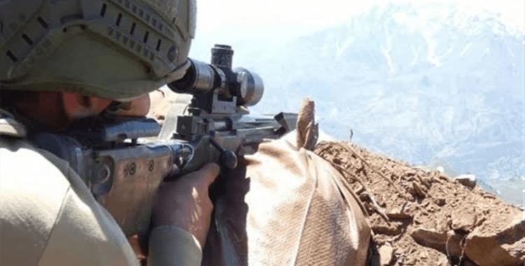 Pençe-3 Harekatında 2 PKK'lı terörist etkisiz hale getirildi