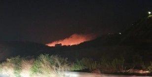Girne Çatalköy'deki askeri alanda patlama meydana geldi