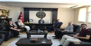 AK Parti'den İdare Mahkemesi ve Baro'ya ziyaret