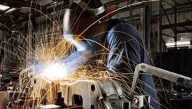 Sanayi üretimi Temmuz'da azaldı
