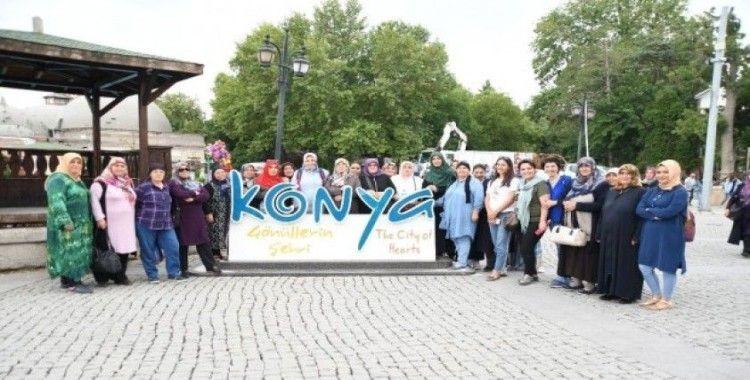 Mamak'ta kültür gezileri devam ediyor