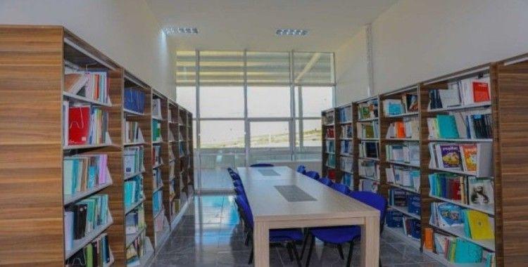 Merkez kütüphane yeni binaya taşındı