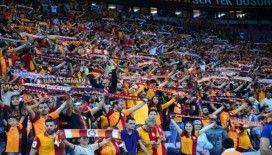 Türk Telekom Stadyumu'ndaki maçı 43 bin 472 kişi izledi