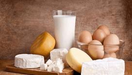Süt ve süt ürünleri üretimi verileri açıklandı