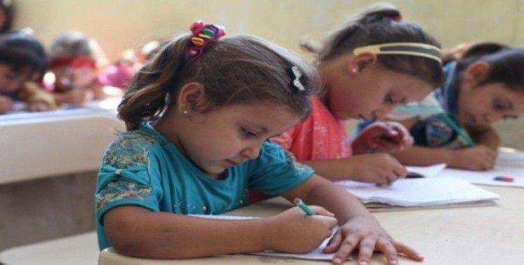 Fırat Kalkanı bölgesinde okullar açıldı