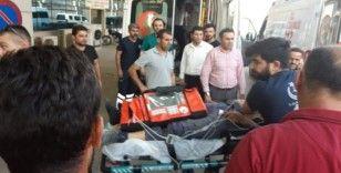 Siirt'te tarım aracı şarampole devrildi: 1 ölü
