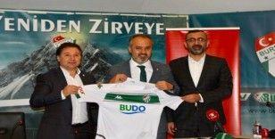 Bursaspor'a 5,5 milyon liralık destek