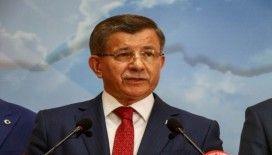Ahmet Davutoğlu, AK Parti'den istifasını açıkladı, yeni siyasi parti sinyali verdi