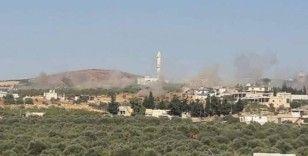 Esad rejimi İdlib'e yine saldırdı: 2 ölü