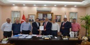 Hendek Belediyesi Sosyal Denge Sözleşmesi imzaladı