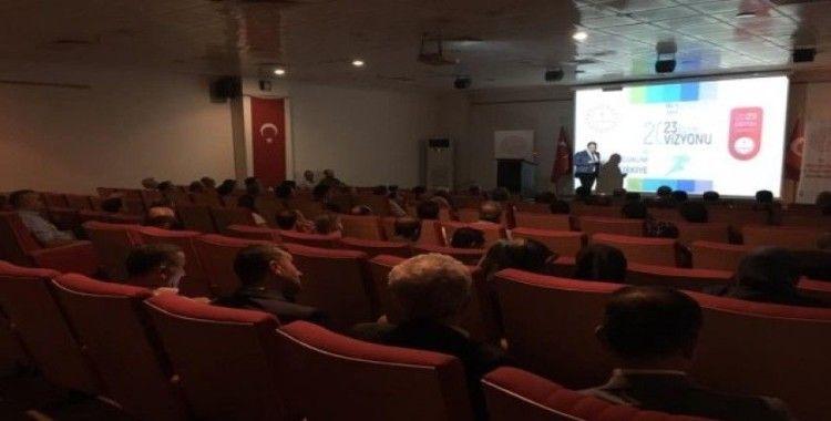 """Muş'ta """"15 Temmuz Demokrasi ve Milli Birlik Günü"""" semineri"""