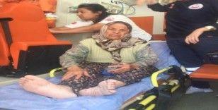 78 yaşındaki alzheimer hastası yaşlı kadın, 2 gün sonra bulundu