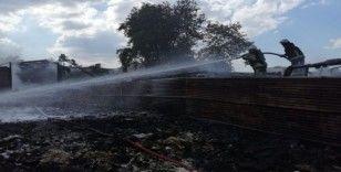 20'den fazla aracın küle döndüğü yangın böyle başladı