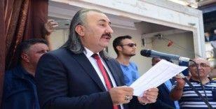 Bitlis'te 'Teröre Lanet' yürüyüşü