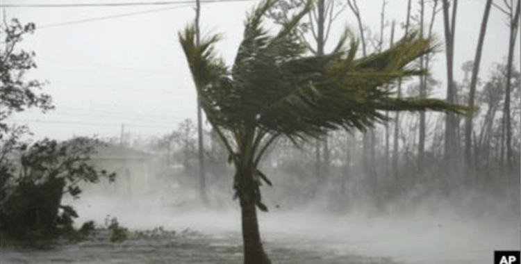Bahamalar'ı Dorian'dan sonra Humberto fırtınası vuracak