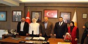 Dışişleri Bakanı Çavuşoğlu Yalova'da