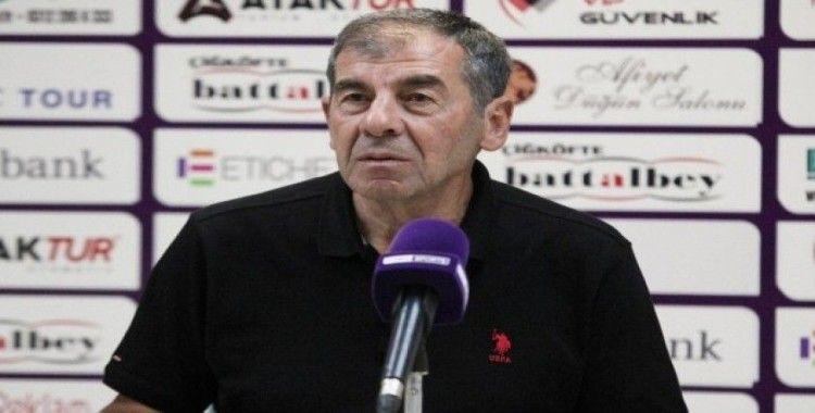 """Hamdi Yılmaz: """"Futbolcuların mağlubiyete kılıf arayarak zeminimizi kötülemeleri son derece çirkin"""""""
