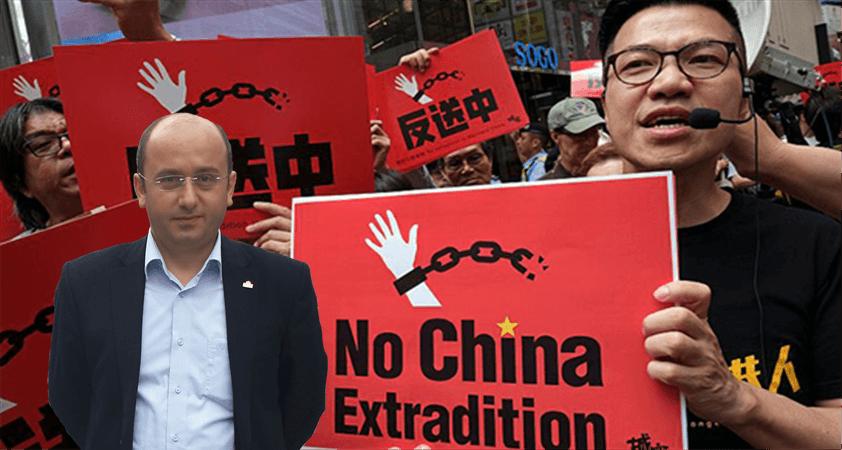 Anlaşılan Hong Kong ne ilk ne de son olacak…