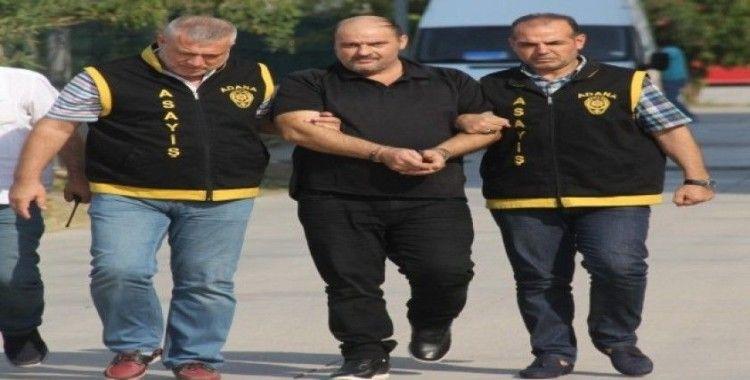 Ömür boyu hapis cezası alan firari hükümlü yakalandı