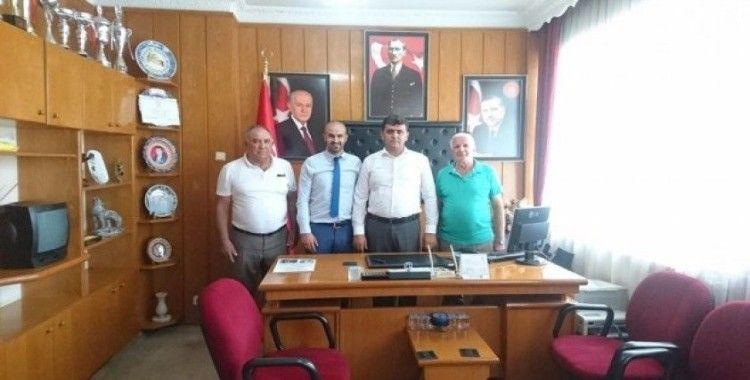 """Başkan Gökhan Gürel: """"Sporcularımızın yanındayız"""""""