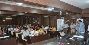 Kilis'te öğrencilere meslek eğitimi