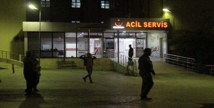 Kimyasal madde paniği yaşanan hastanenin acil servis ünitesinde giriş ve çıkışlar tekrar açıldı