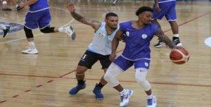 Hazırlık maçı: Balıkesir BŞB: 83 - Gemlik Basketbol: 78