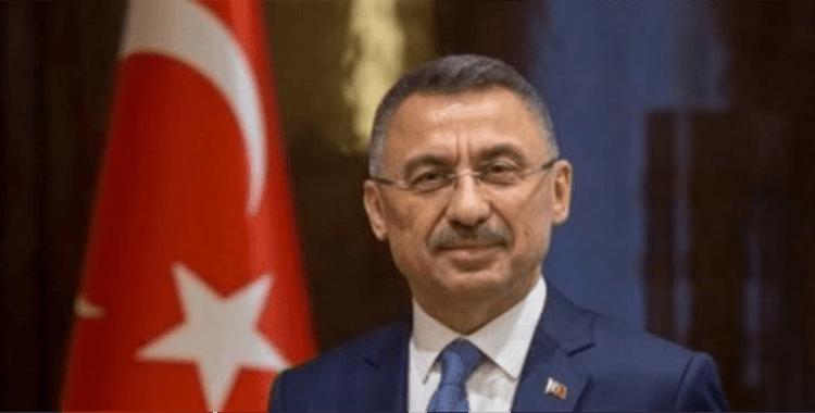 Cumhurbaşkanı Yardımcısı Oktay, Azerbaycan Cumhurbaşkanı Aliyev'le görüştü
