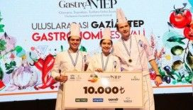 Gastronomi Festivali'nin son günü renkli geçti