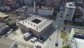 511 yıllık Taşhan'ın restorasyonu tamamlandı