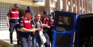 Aydın'daki cinayet zanlısı tutuklandı