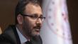 Bakan Kasapoğlu'ndan Cenk İldem'e tebrik