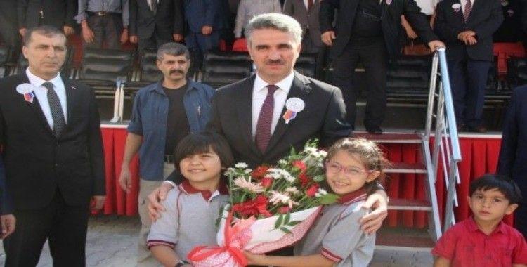 Malatya'da ilköğretim haftası kutlandı