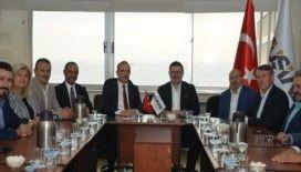 AK Partili Sürekli MÜSİAD üyeleri ile biraraya geldi